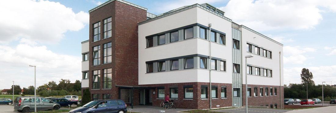 Gebäude MediCum Salzkotten