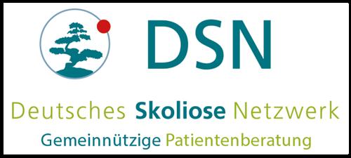 """Partner """"Deutsches Skoliose Netzwerk"""""""